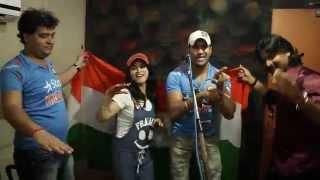 CRICKET INDIA BAJADE SABKI BAND ! ! !