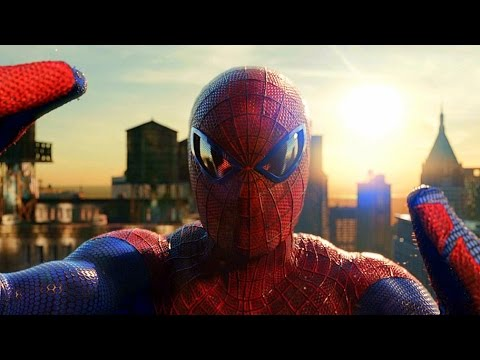 movie man Amazing spider