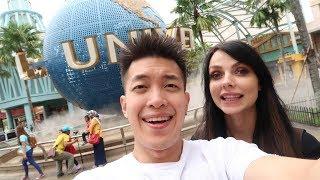 JESTEŚMY W SINGAPURZE!!