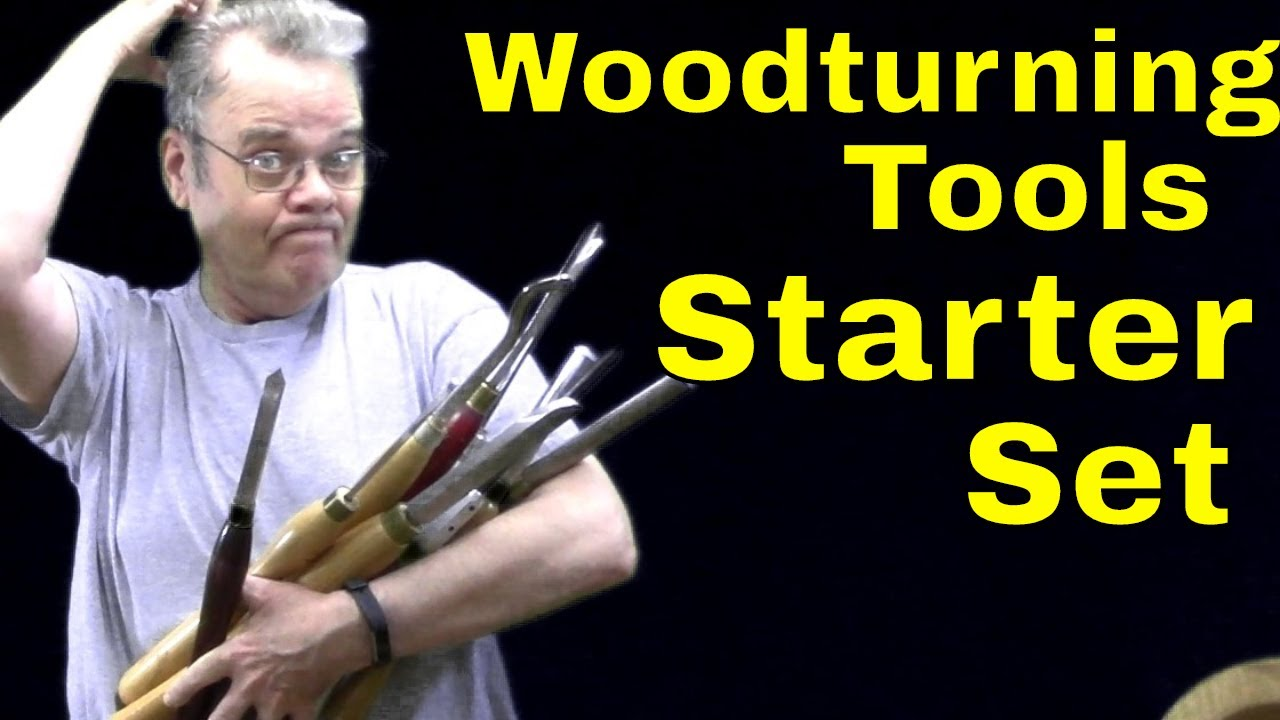 Woodturning Tools For Beginners | Getting Started