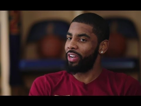 Kyrie Irving On LeBron, Kobe, Warriors vs. Cavaliers & MVP - NBA The Jump