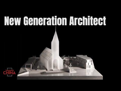 Ziyu Zhuang - New Generation Chinese Architect | Trending China
