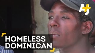 Dominican-Born Man Forced To Live In Haiti