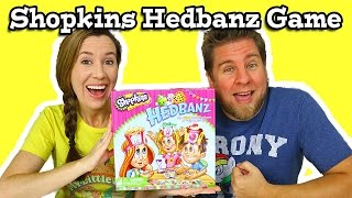 Shopkins Hedbanz Game Review