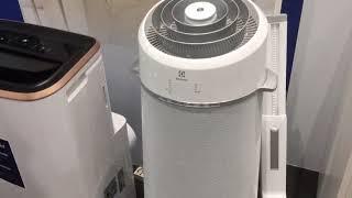 Climatizzazione: alcune proposte di Electrolux