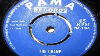 Mohawks   The champ - 1968