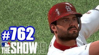 2032 PLAYOFFS! | MLB The Show 19 | Road to the Show #762