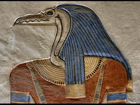 Where is the 'Book of Thoth'?