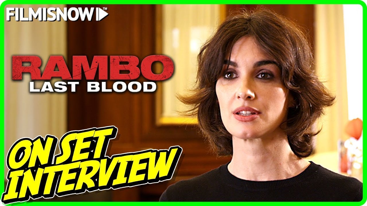 RAMBO: LAST BLOOD | Paz Vega