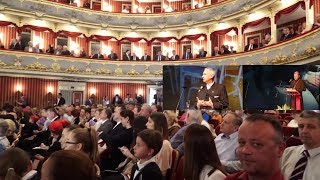 Svečana sjednica i dodjela nagrada u HNK Split