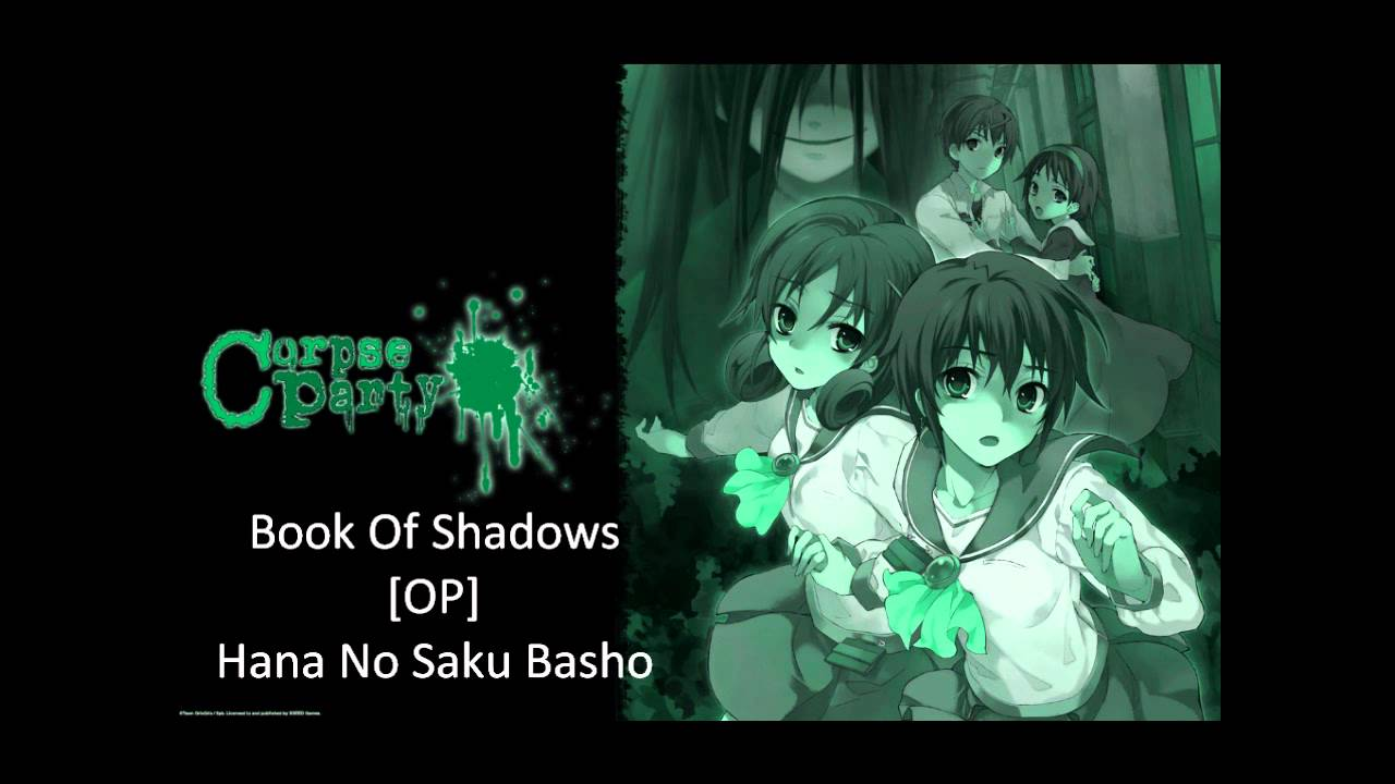 Corpse Party Book Of Shadows Opening