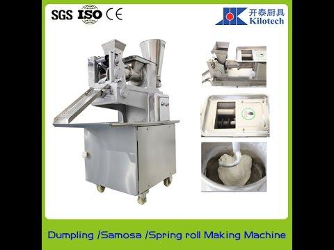 JGL120 dumpling,Samosa making machine