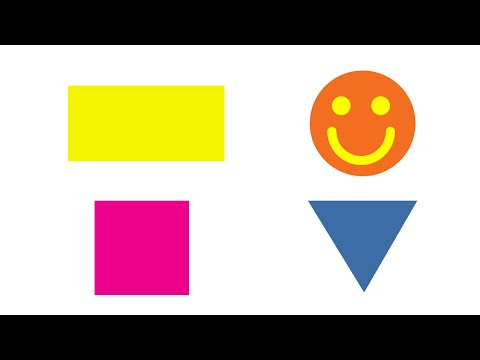 Vote No on : Shapes Song For Kids-Circle, Triangle, Square, He