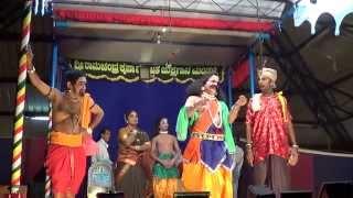 Yakshagana -- Sathya Harishchandra - 1