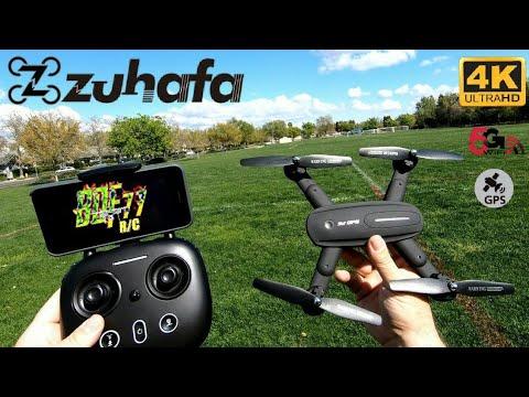 ZUHAFA T5 GPS 5G Wi-Fi FPV 4k Camera Foldable Drone