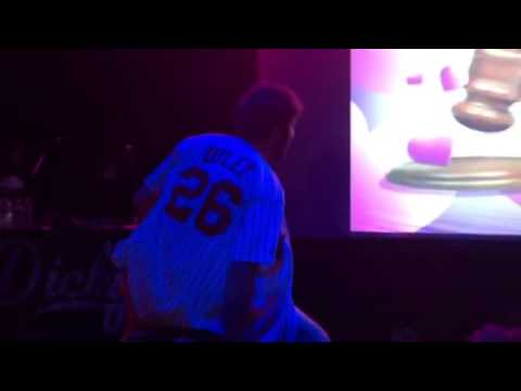 Lil Dicky - Lemme Freak + Lemme Freak For Real Tho (Live)