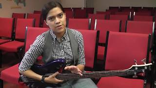 Notas Basicas y Octavas Bajo Basic Notes and Octaves on Bass