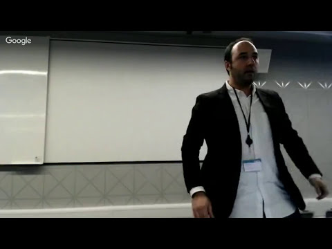 MSc Information Security Open-Day Event
