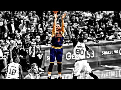 Kevin Love Slow Motion Shooting Compilation ᴴᴰ