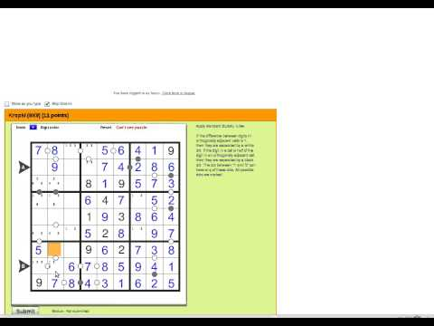 Sudoku Mahabharat converse session