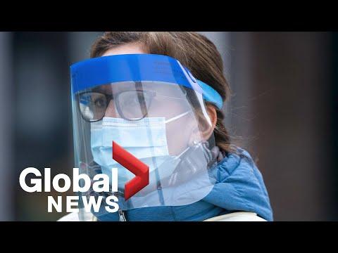 Coronavirus outbreak: Montreal declares state of emergency over COVID-19 | FULL