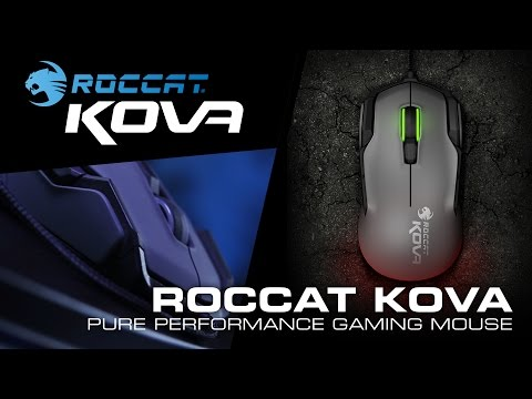 ROCCAT Kova | Official Unboxing [Pure Performance Gaming Mouse]