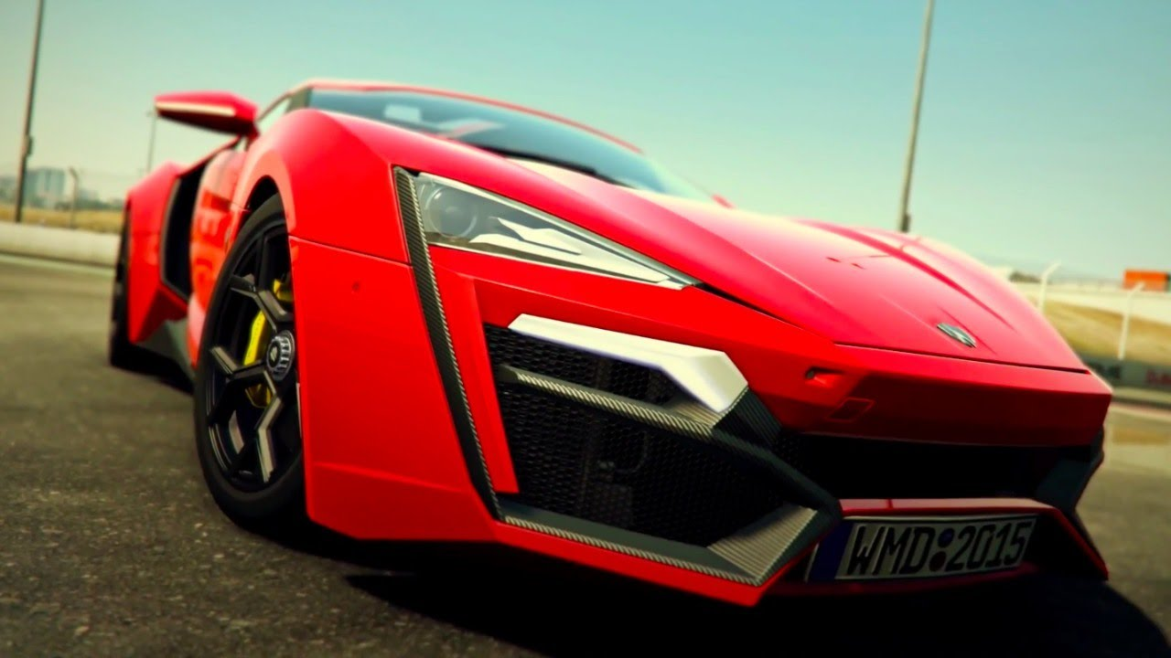 project cars free car no 1 lykan hypersport