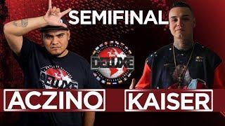 Aczino vs Kaiser   Semifinal   BDM Deluxe 2018.