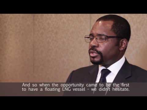 Africa Energy Series – H.E. Gabriel Mbaga Obiang Lima, Equatorial Guinea