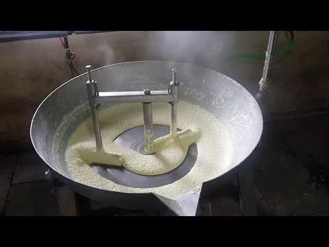 Automatic Khoya / Mawa Making Machine by Gokul Engineering Neemrana +917976789967,+918952070115