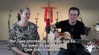 Culto Vespertino - rev. Fábio Castro - 06/06/2021
