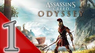 assassin's creed odyssey part 1 تختيم اساسن كريد اودسي