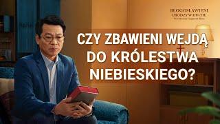 """Film ewangelia """"Błogosławieni ubodzy w duchu"""" Klip filmowy (2) – Czy zbawieni wejdą do Królestwa Niebieskiego?"""