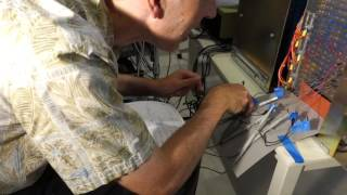 Xerox Alto Restoration Part 4 - first signs of processor life
