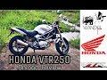 Honda VTR 250 Review | SRI LANKA