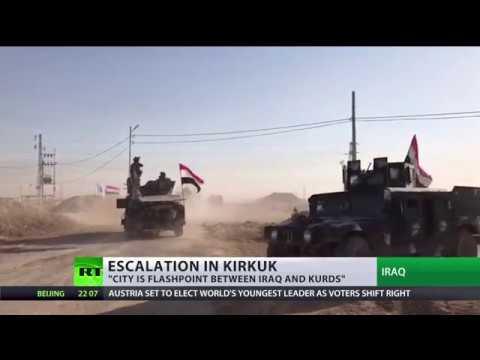 Iraqi military op against Kirkuk is war declaration – Kurds