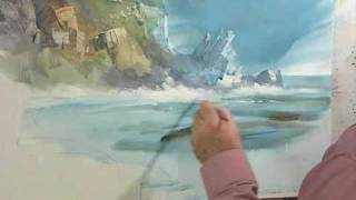 Preview | Painting Acrylic Seascapes and Landscapes with Arnold Lowrey