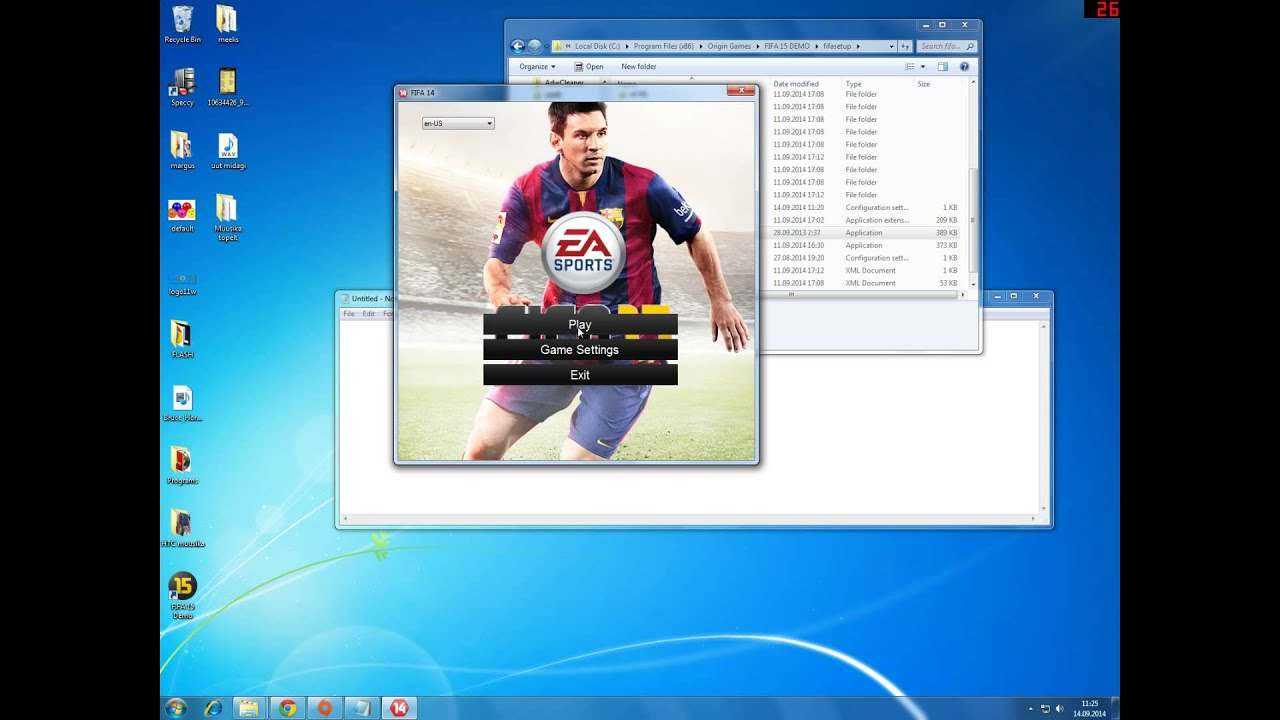 Fifa 2011 pes 2011 rip full game free pc, download, play. Fi by.