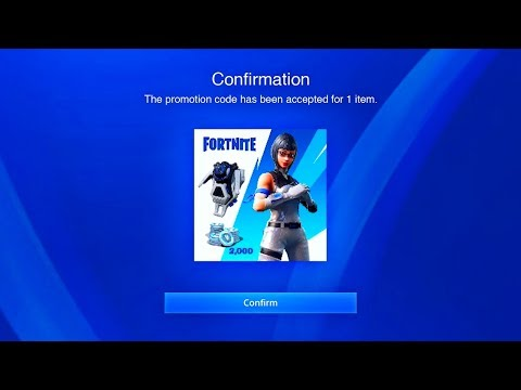 The NEW SECRET SKIN CODE In Fortnite! (FREE REWARDS)