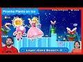 Cake-Layer Desert secret exit PLUS secret level walkthrough| New Super Mario Bros U Deluxe