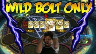 Wizard101: WILD BOLT ONLY CHALLENGE