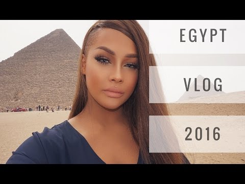 TRAVEL WITH ME: EGYPT VLOG 2016 | CAIRO, GIZA PYRAMIDS | SONJDRADELUXE