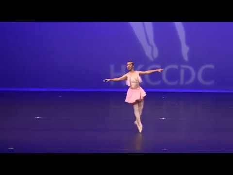 Vanne Ponciano In Talisman Female Variation, HKCCDC Gold Medalist, Dance Factory Philippines