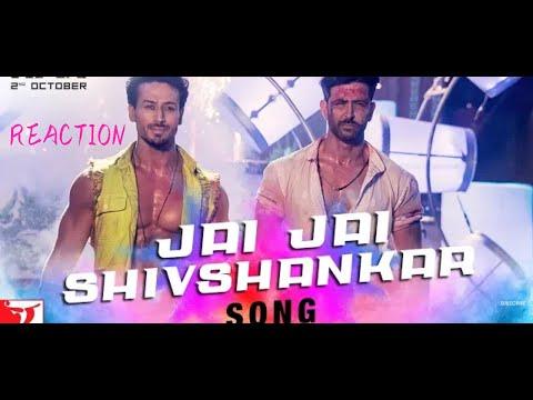 jai-jai-shiv-shankar-full-song-ii-reaction-ii-war-ii-review-brothers-ii