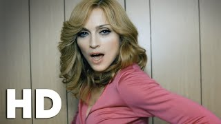 "You're watching the official music video for ""Hung Up"" from Madonna..."