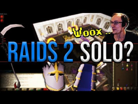 Raids 2 Woox OSRS, Doesn't Even Realize What He Got OSRS, He Is Done OSRS
