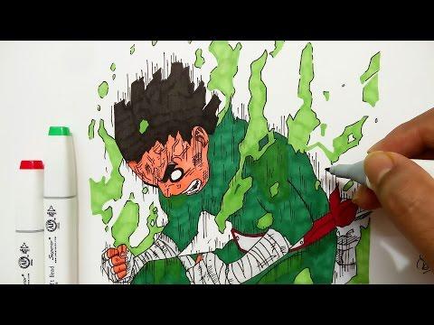 drawing-lee---naruto