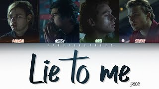 5 seconds of summer lie to me