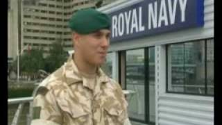 Royal Marine gets George Cross