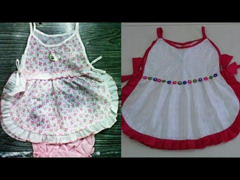 cac5986ab Latest designer baby jhabla new pattern cutting and stitching